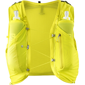 Salomon Adv Skin 5 Backpack Set Sulphur spring/Citronelle